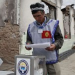 elections in Kyrgyzstan