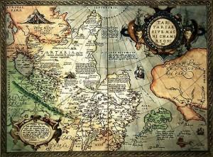 Картографические произведения