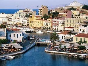 Нужно поехать на Крит
