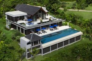 Arenda domov v Tailande