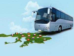 Avtobusny`e tury` po Evrope i Rossii